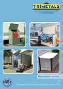 Trimetals mobile home storage brochure